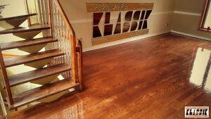 Planchers Klassïk Floors ( Sablage , teinture vernissage et +) West Island Greater Montréal image 8