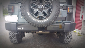 2007-17 Jeep Rear bumper