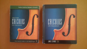 Calculus Early Transcendentals 6e Stewart w/ Solutions