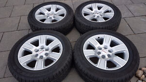 "!!GMC 20"" FACTORY ALLOY WHEELS/TIRES $1600.00 !!"