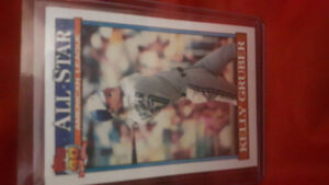 KELLY GRUBER 1990 TOPPS CARD # 388