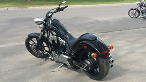 2013 Honda Fury Chopper ( $2,000 Price reduction )
