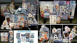 Girls Kids Disney's Frozen Backpack, Watch, Activity Set, Candy