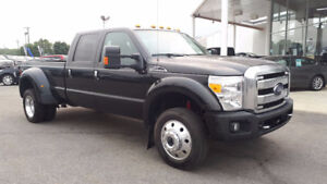 2016 Ford F-450 Platinum LOADED