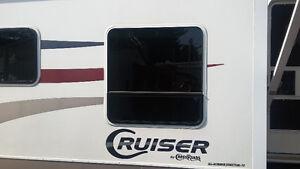 cruiser 30 pieds negociables