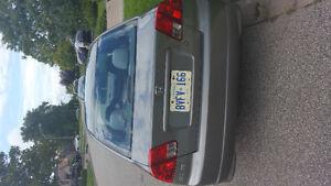 2005 Honda Civic Gold Sedan Windsor Region Ontario image 4