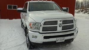 2011 Dodge Power Ram 2500 Laramie Pickup Truck