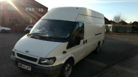 Ford Transit 2.4TDI ( 90PS ) 2005 .75MY 350 LWB EF Jumbo