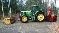 Tracteur John Deere 7130 prémium