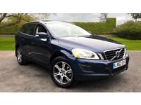 2012 Volvo XC60 D4 FWD SE Lux Nav Auto with Re Automatic Diesel Estate