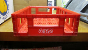 coca-cola crates  $10 each or 8 for $50