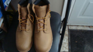 dexter size 13wide csa approved boots new