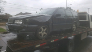 2000 volvo v70r will part out