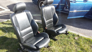 Bmw e46 Sport Seats Front and Rear