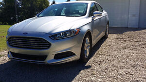 2013 Ford Fusion: That New Car Smell