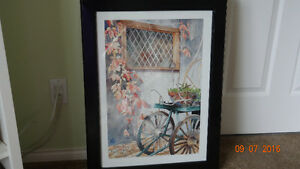 Limited Edition framed print by Barry Tate