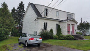 Duplex,Great location, Middle of Saint John, Close to everything