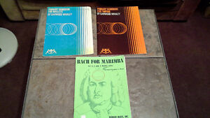3 percussion books Cambridge Kitchener Area image 1