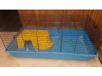 Large indoor rabbit or guinea-pig cage