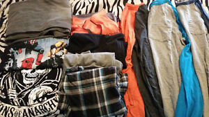 Men's size medium clothes