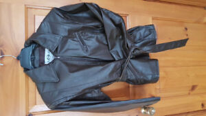 For Sale - Old Mill Leather Coat