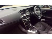 2017 Volvo V40 T3 R DESIGN Pro Auto W. Gear S Automatic Petrol Hatchback