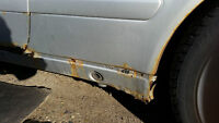 Auto Rust and Collision repairs at UNBELIEVABLY LOW PRICES