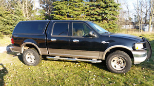2003 f150 King Ranch trade for dirt bike