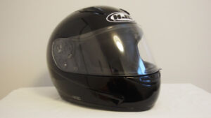 HJC CL-15 Full Face Helmet (Black) Size Small