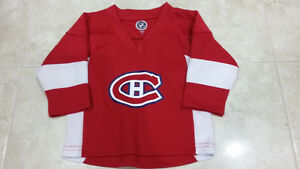 size 2 Montreal Canadians Jersey