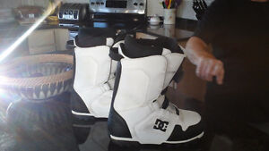 Mens DC Scout 2010 Snowboarding Boots