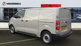 2020 Vauxhall Vivaro L1 Diesel 2700 1.5d 100PS Edition H1 Van Van Diesel Manual