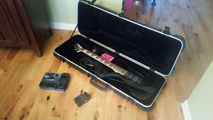 Jackson DK2 Dinky & Case & Marshall MG15CD & Accessories
