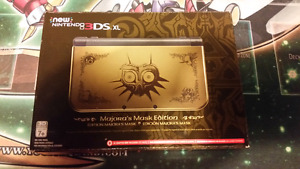New Nintendo 3DS Majora's Mask Limited Edition