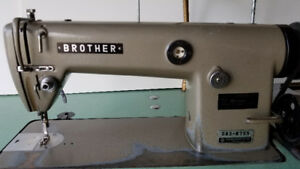 Sewing and alteration machines - Brother, REX, JUKI
