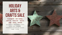 Holiday Arts & Crafts Sale