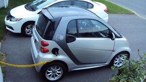 2016 Smart Fortwo electrique drive Coupé (2 portes) location