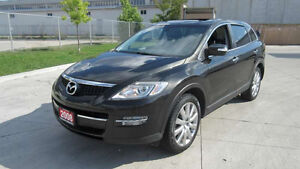 2008 Mazda CX-9, GT, Leather,roof, 7 Pass, 3/Y warranty availab.