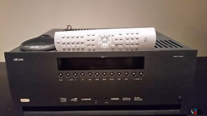 ARCAM AVR600  3D  LIKE NEW CONDITION  Warranty 30 day