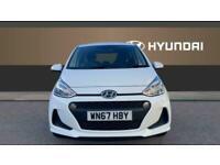 2017 Hyundai i10 1.0 SE 5dr Petrol Hatchback Hatchback Petrol Manual
