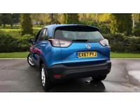 2017 Vauxhall Crossland X 1.2 SE 5dr Manual Petrol Hatchback