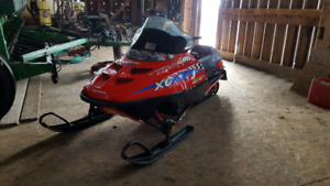 1999 Polaris Indy 600 XC