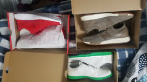 NIKE SHOES AND NEW BALANCE FOR MEN