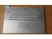 Apple MacBook Pro 15 inch model keyboard assembly