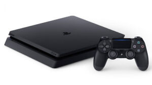Looking for PS4 slim or Pro on a budget
