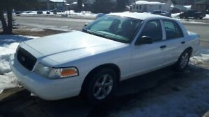 2011 Ford Crown Victoria Police Interceptor (Drayton Valley)