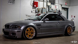 2004 BMW M3 e46 Convertible for sale