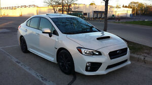 2015 Subaru WRX Sport-tech (with Nokian winters and alloys)