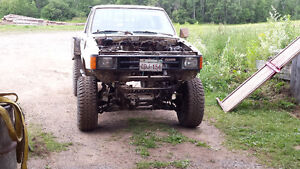 1986 - 1995 Toyota IFS parts