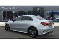 2021 Mercedes-Benz A-CLASS A200d AMG Line Premium 4dr Auto Diesel Saloon Saloon